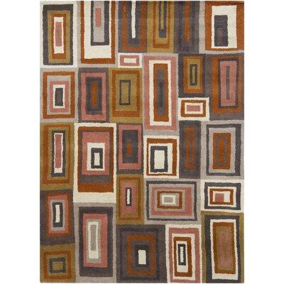 Carol Wool Area Rug Rug Size: 5 x 7
