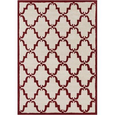 Thurman Moroccan Wool Rug Rug Size: 7 x 10