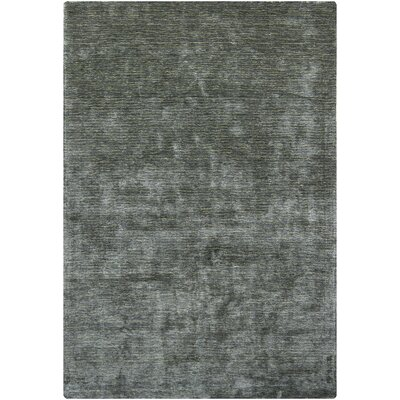 Kai Green Area Rug Rug Size: 5 x 76