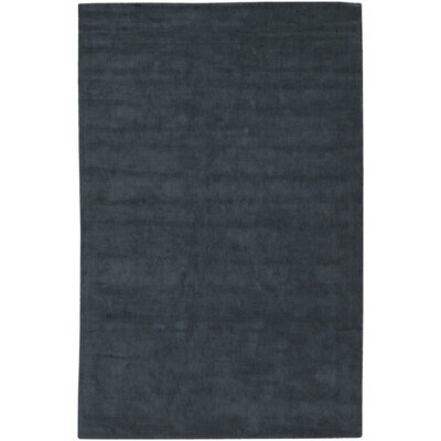 Gloria Black Area Rug Rug Size: Square 79