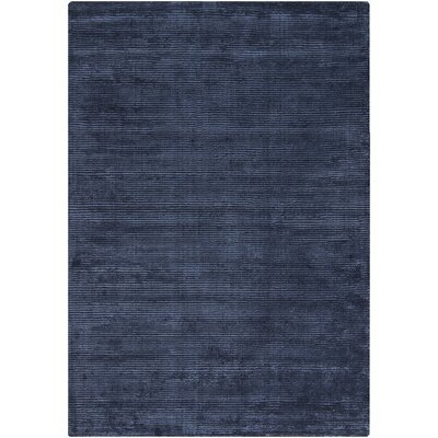 INT Navy Area Rug Rug Size: 5 x 7