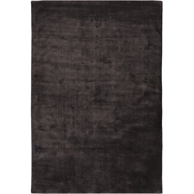 Mabel Hand Woven Brown Area Rug Rug Size: 9 x 13