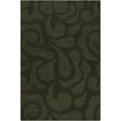 Ast Green Area Rug Rug Size: 5 x 76