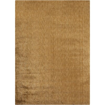 Jamison Brown Area Rug Rug Size: 7 x 10
