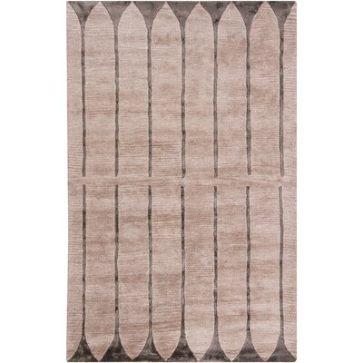 Harrow Ivory Geometric Area Rug Rug Size: 2 x 3