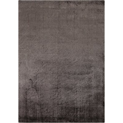 INT Charcoal Area Rug Rug Size: 5 x 7