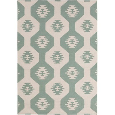 Lima Abstract Rug Rug Size: 5 x 7