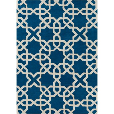 Davin Moroccan Pattern Rug Rug Size: 7 x 10