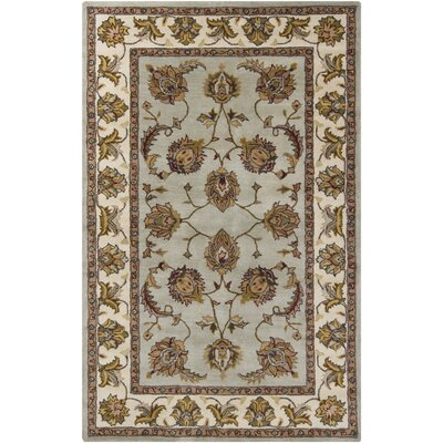 Perrussia Ivory Area Rug Rug Size: 8 x 10