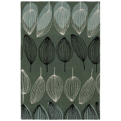 Wurth Hand Tufted Rug Rug Size: 79 x 106