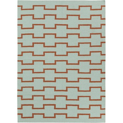 Velasquez Wool Abstract Rug Rug Size: 7 x 10