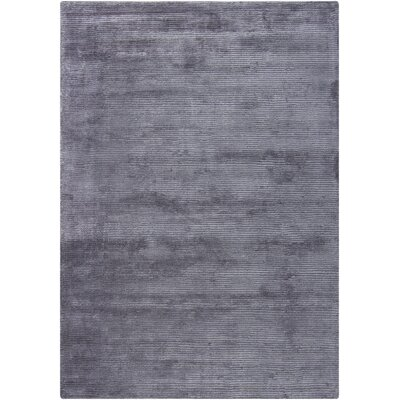 INT Gray Area Rug Rug Size: 5 x 7