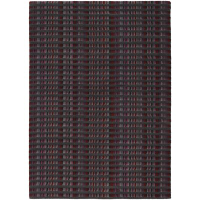 Lees Brown Area Rug Rug Size: 79 x 106