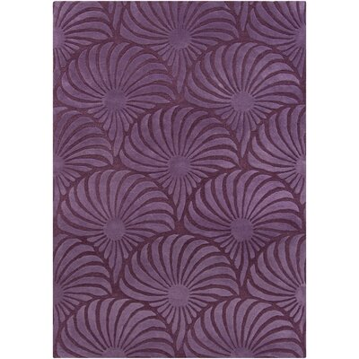 Reena Floral Area Rug Rug Size: 5 x 7