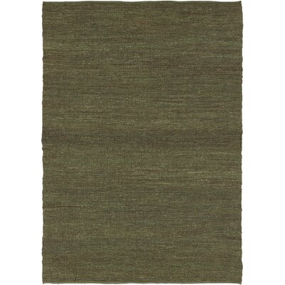 Pricol Green Area Rug Rug Size: 7 x 10