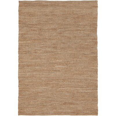 Pricol Natural Area Rug Rug Size: 5 x 7