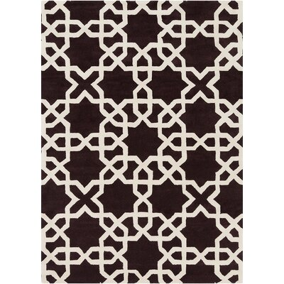 Davin Moroccan Rug Rug Size: 5 x 7