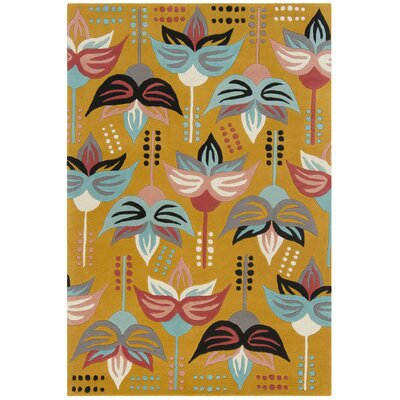 Mariella Hand Tufted Rug Rug Size: 79 x 106