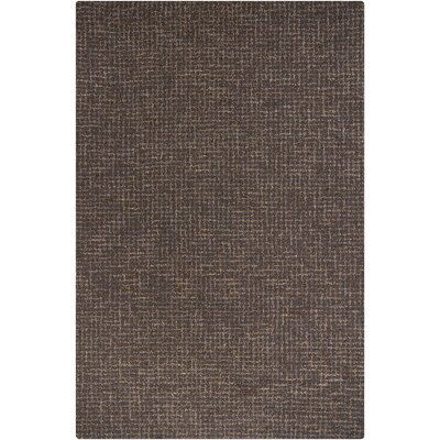 Acer Grey Area Rug Rug Size: 6 x 9