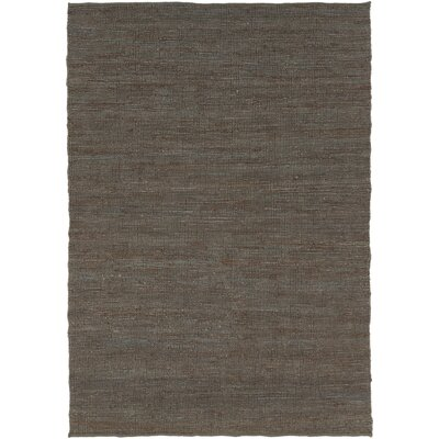 Pricol Chocalate Area Rug Rug Size: 7 x 10