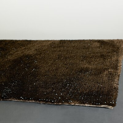 Whitehall Brown Area Rug Rug Size: 8 x 10