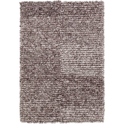 Fiery Gray Area Rug Rug Size: 79 x 106