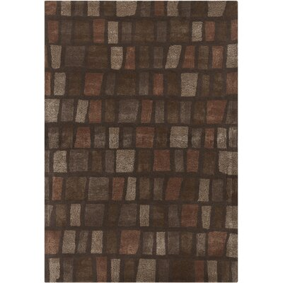 Lili Abstract Area Rug Rug Size: 79 x 106