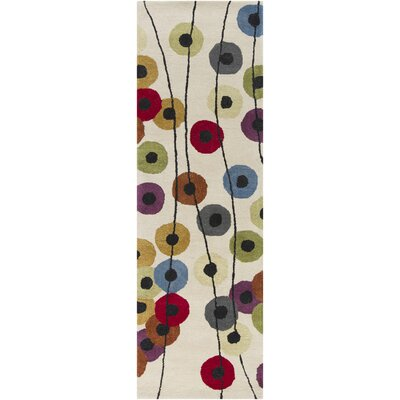 Yawcon Area Rug Rug Size: Runner 26 x 8