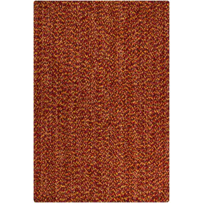 Zion Rust Area Rug Rug Size: 79 x 106