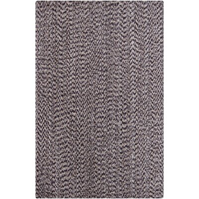 Glencourt Brown Area Rug Rug Size: 79 x 106