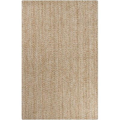 Zion Tan Area Rug Rug Size: 79 x 106
