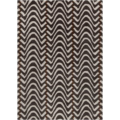 Farren Tufted Abstract Rug Rug Size: 5 x 7