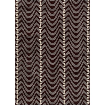 Farren Abstract Handmade Rug Rug Size: 7 x 10