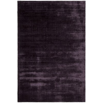 Leeson Purple Area Rug Rug Size: 79 x 106