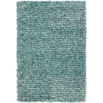 Augustine Green Area Rug Rug Size: 5 x 76