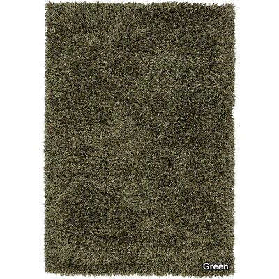 Sidney Green Area Rug Rug Size: 5 x 76