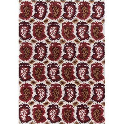 Cache Wool Abstract Rug Rug Size: 5 x 7