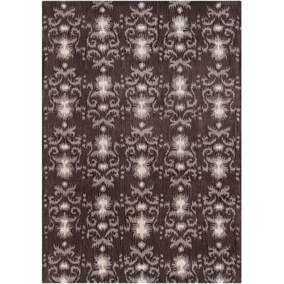 Cache Mocha Abstract Rug Rug Size: 5 x 7