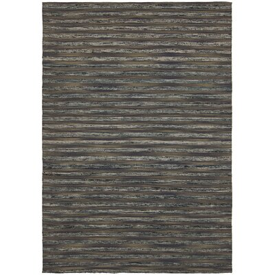 Vanderbilt Grey Area Rug Rug Size: Rectangle 5 x 76