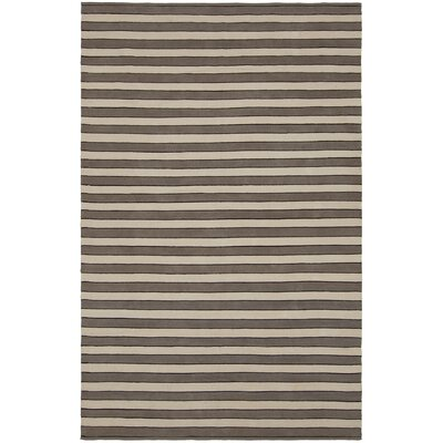 Semoy Brown/Tan Area Rug Rug Size: 79 x 106