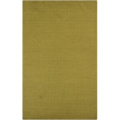Tracey Green Area Rug Rug Size: 4 x 6
