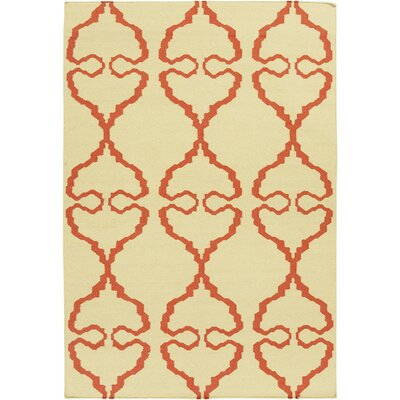 Corwin Wool Abstract Rug Rug Size: 3 x 5