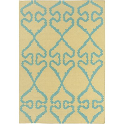 Corwin Abstract Rug Rug Size: 7 x 10