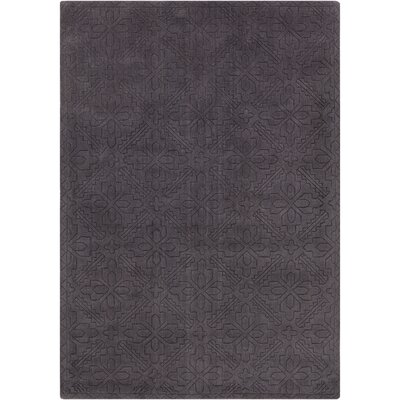 INT Charcoal Area Rug Rug Size: 7 x 10