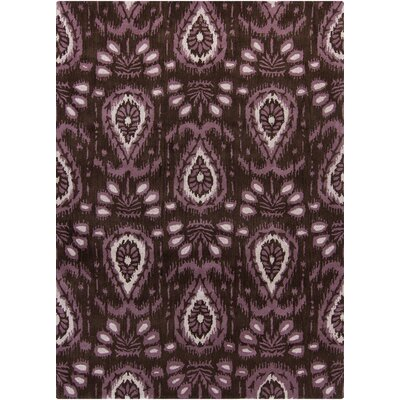 Cache Traditional Wool Abstract Rug Rug Size: 7 x 10
