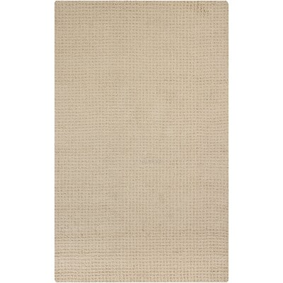 Tracey Ivory Area Rug Rug Size: 5 x 8