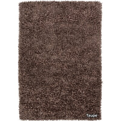 Vinoe Brown Area Rug Rug Size: 79 x 106