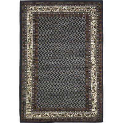 INT Ivory Area Rug Rug Size: 79 x 106