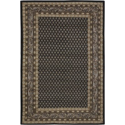 INT Gray Area Rug Rug Size: 79 x 106