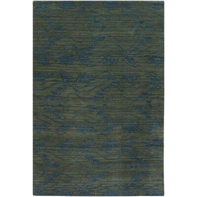 Bach Grey Area Rug Rug Size: 79 x 106